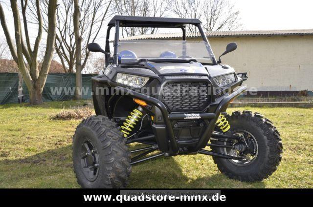 Polaris  RZR S 900 2012 Quad photo