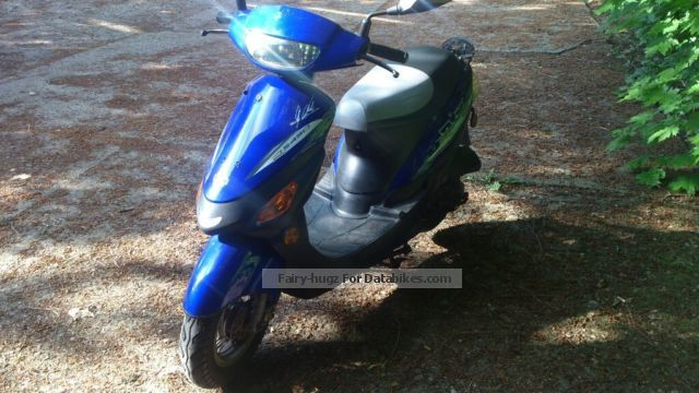 2007 Baotian  Rex RS 450 Motorcycle Scooter photo