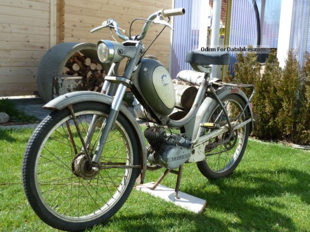 1966 Hercules  221 MF moped 25 Motorcycle Motor-assisted Bicycle/Small Moped photo