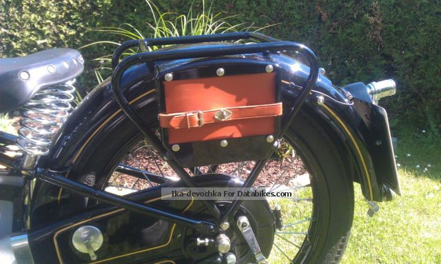 NSU  351OT identical to 251 OSL 1938 Vintage, Classic and Old Bikes photo