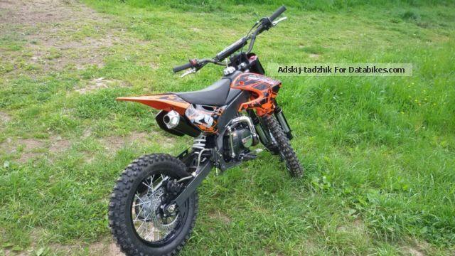 2015 Lifan  Dirt Bike 125cc Apollo Orion Conditions 295 Enduro Motorcycle Dirt Bike photo