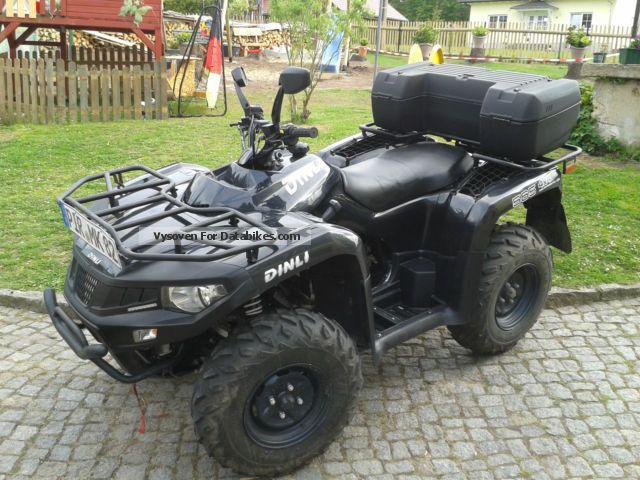 2014 Dinli  Centhor 600 Motorcycle Quad photo