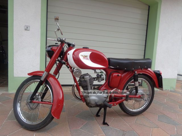 Moto Morini  Sbarazzino 98cc 1953 Vintage, Classic and Old Bikes photo