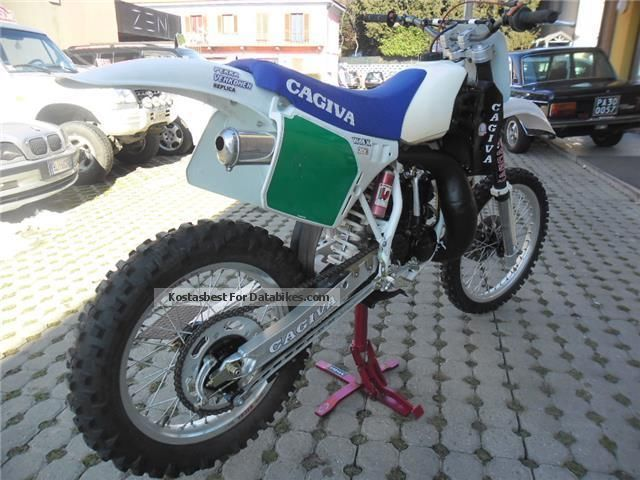 1988 cagiva wrx 250 wmx 250 cross pekka vekhonen replica mon