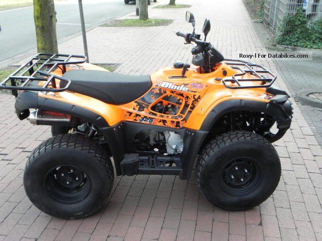 2014 TGB  Blade 325 Motorcycle Quad photo
