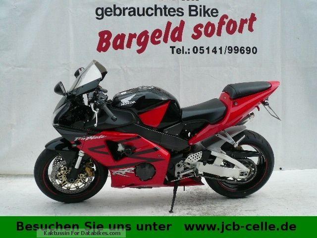2012 Honda  CBR 900 RR Fireblade Motorcycle Motorcycle photo