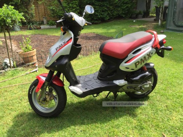 2004 PGO  PMX Sports Motorcycle Scooter photo