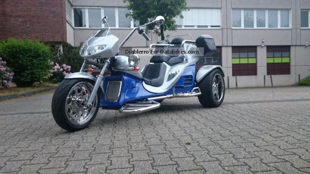 2008 Boom  FUN 500 Automatic & quot; Advance & quot; -NEUWERTIG !! Motorcycle Trike photo