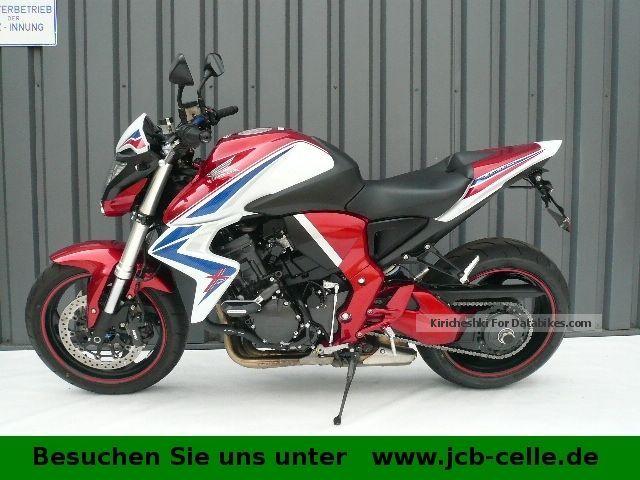 Honda  CB1000 R TOP 2012 Naked Bike photo