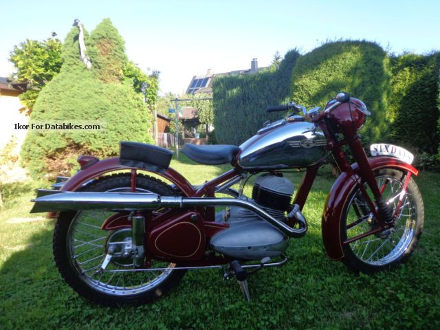 Jawa  Perak Type 18 sports 1950 Vintage, Classic and Old Bikes photo
