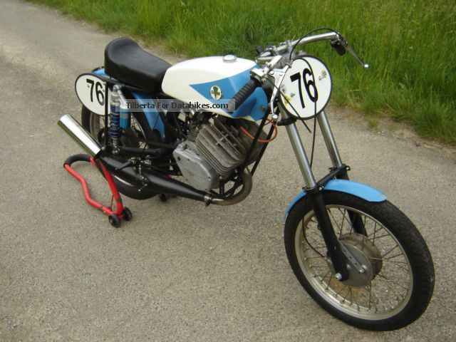 DKW  rt 125 t 1969 Vintage, Classic and Old Bikes photo