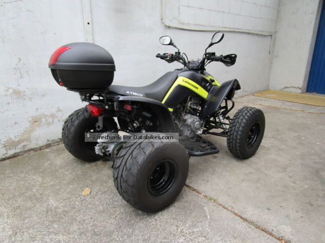 2015 kymco maxxer 300 supermoto with accessories. Black Bedroom Furniture Sets. Home Design Ideas