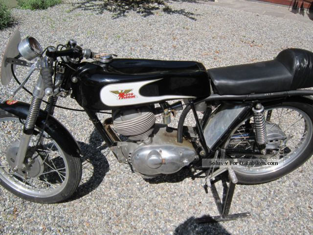 Moto Morini  Tresette Sprint Corsa 1958 Vintage, Classic and Old Bikes photo