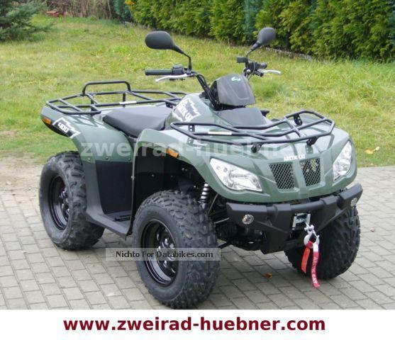 2012 Arctic Cat  ATV 400 4X4, new vehicle with guarantee! Motorcycle Quad photo