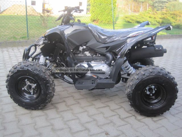2015 Aeon  Cobra 400, CYR 451, Financing Available Motorcycle Quad photo