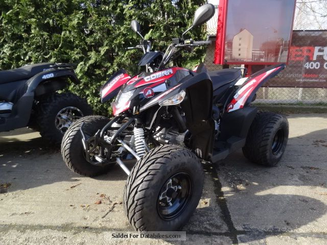 2012 Aeon  Cobra 300 S Model 2015 Motorcycle Quad photo
