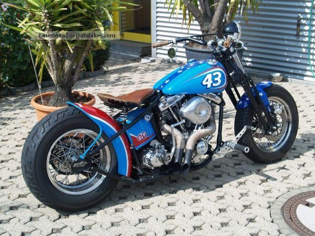 1952 Harley Davidson Harley