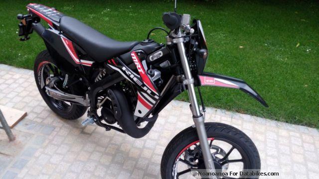 2015 Rieju  MRT 50 Racing Motorcycle Super Moto photo