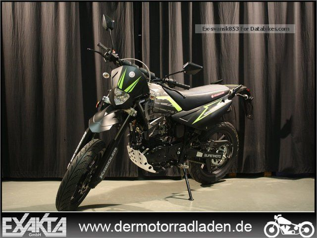2012 Kreidler  Supermoto SM 125 CC, shipping nationwide 90, - Motorcycle Lightweight Motorcycle/Motorbike photo