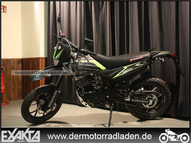 2012 kreidler supermoto sm 125 cc shipping nationwide 90. Black Bedroom Furniture Sets. Home Design Ideas