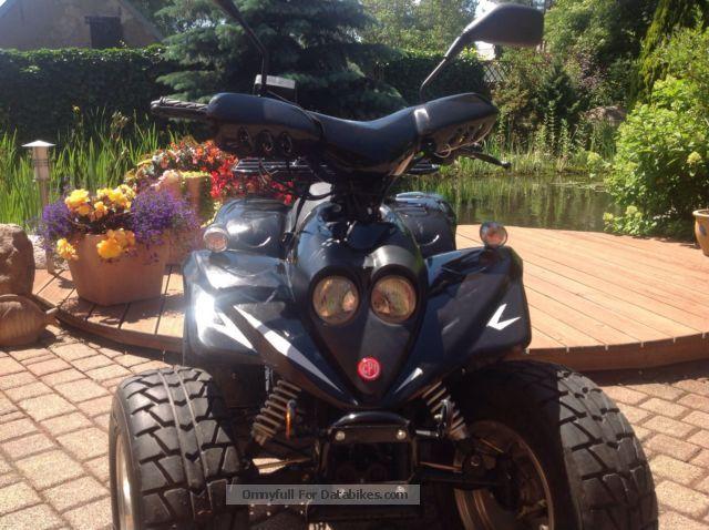 2005 CPI  Quad ATV Motorcycle Quad photo
