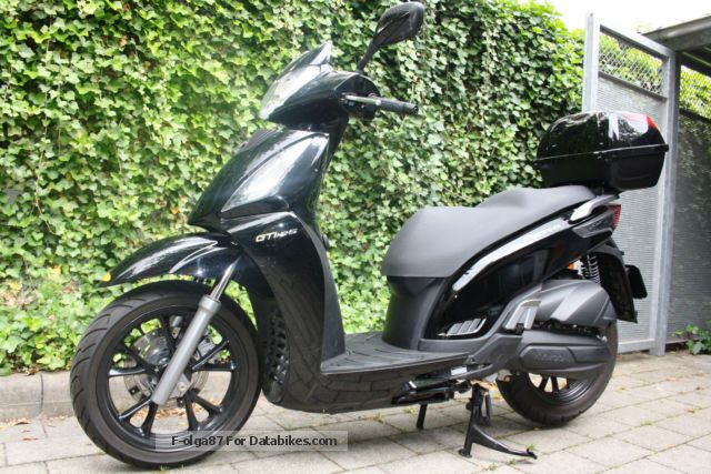 2014 Kymco  People GT 125i Motorcycle Lightweight Motorcycle/Motorbike photo
