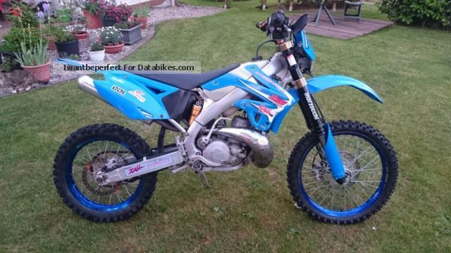 2009 TM  s Motorcycle Enduro/Touring Enduro photo